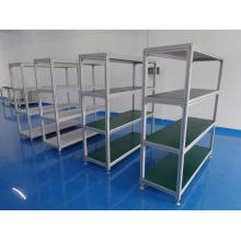 China Top 10 for Assembly Table With Aluminum,Aluminum Esd Workbench,Aluminum Esd Work Desk Manufacturers and Suppliers in China Storage Shelf for Assembly Line export to Indonesia Manufacturers